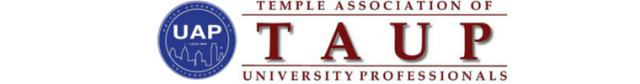 TAUP UAP combined logo